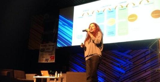 Conferencia Estrategia Online para PYME en Congreso Marketeros Nocturnos 2013
